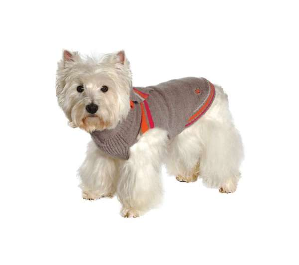 Hundepullover Happy