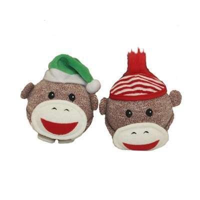 Weihnachtsspielzeug Monkey Socks