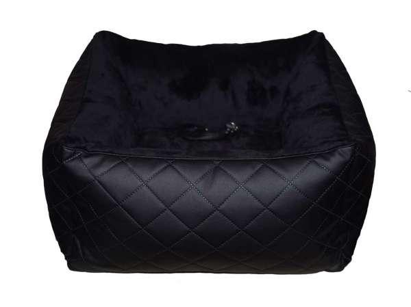 Hunde-Autositz First Class - Black Beauty