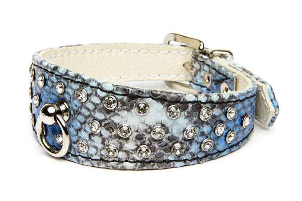 Hundehalsband 5th Avenue - Blue Snake