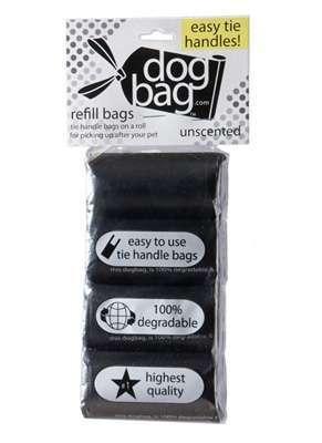 Kotbeutel Black 4er-Pack
