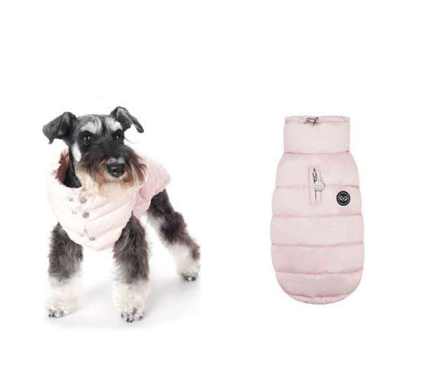 Puppy Angel Hundemantel NEW ALPIN - Rosa