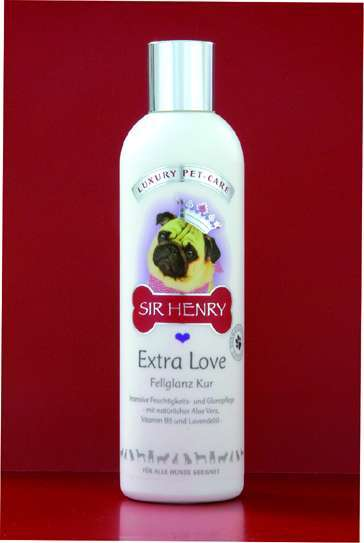 SIR HENRY´S Conditioner EXTRA LOVE