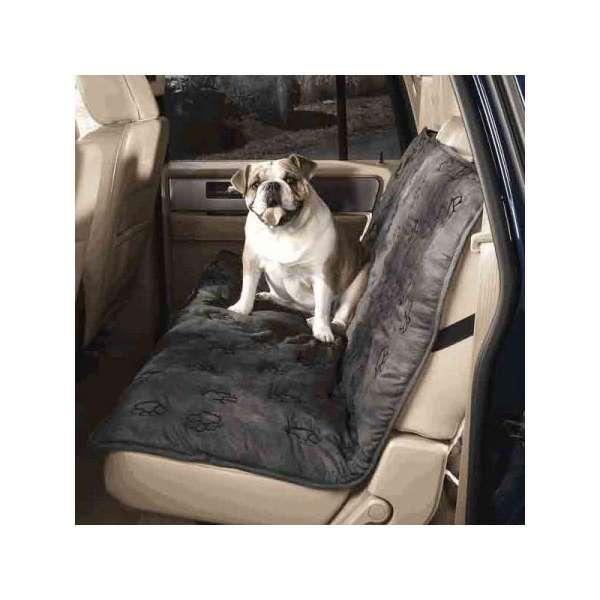 Rücksitzbank-Autoschonbezug Grey Paw