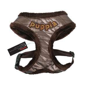 Puppia Softgeschirr Deluxe Brown