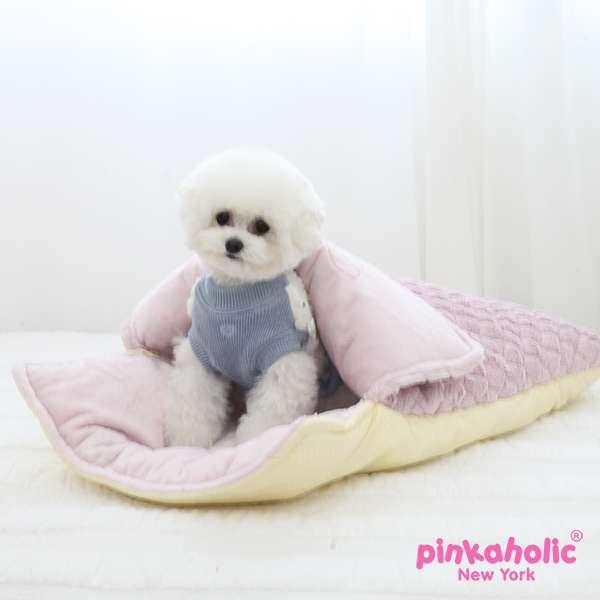 Pinkaholic Hunde-Schlafsack Angel Sleeping Bag - Rosa