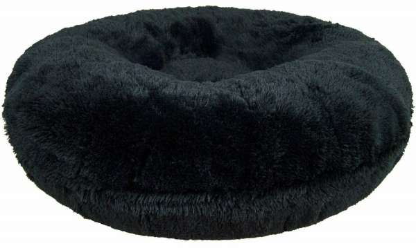 Hundebett Bagel Bed BLACK BEAR