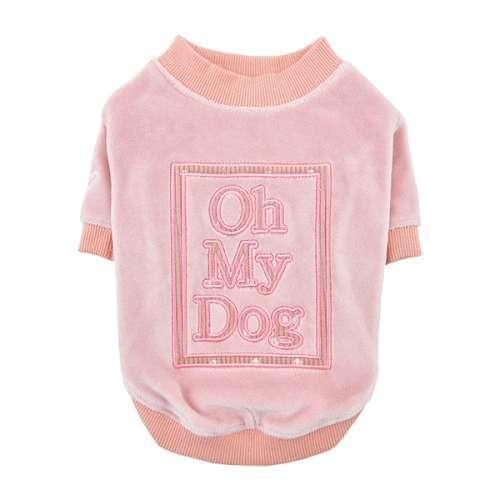 Hundepullover Oh my dog - Rosa