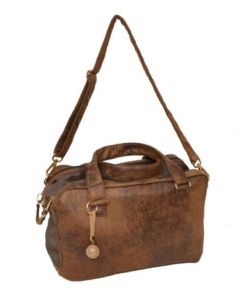 Hundetasche St. Tropez LIMITED EDITION - Brown