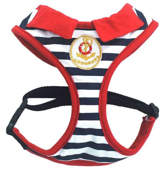 Softgeschirr Lifeguard Navy Front