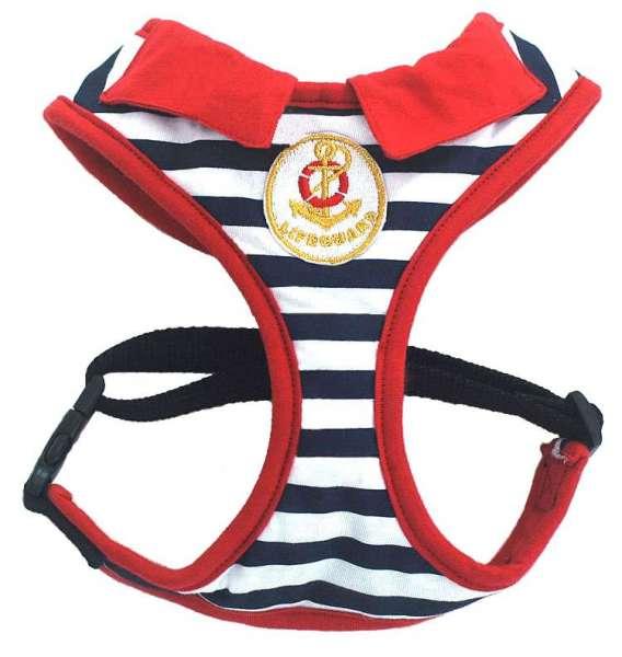 Softgeschirr Lifeguard Navy Front