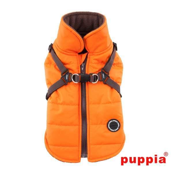 Puppia Hundemantel Mountaineer II - Orange