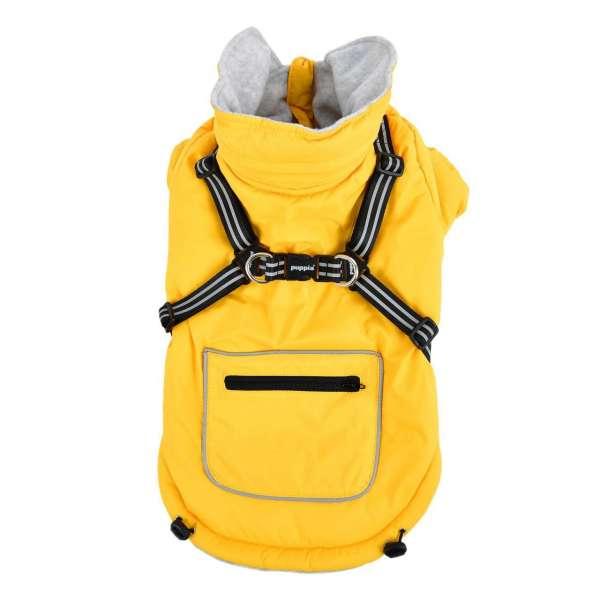 Puppia Hundemantel Mallory - Yellow