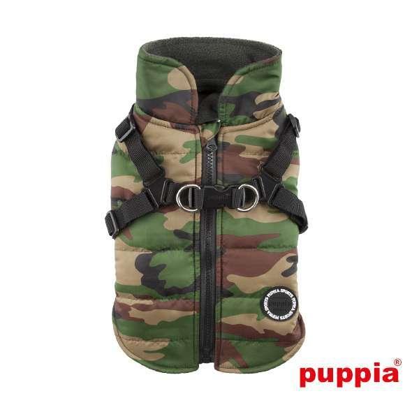 Puppia Hundemantel Mountaineer II - Camo