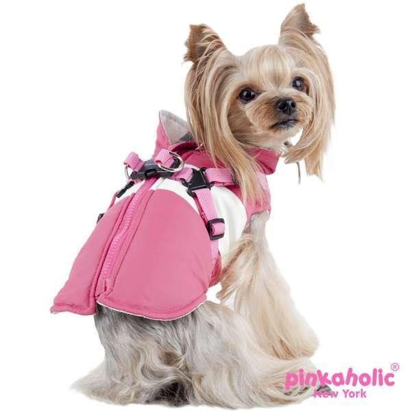 Pinkaholic Hundemantel Aiden - Pink