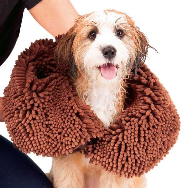 Dirty Dog Shammy - Der praktische Helfer!