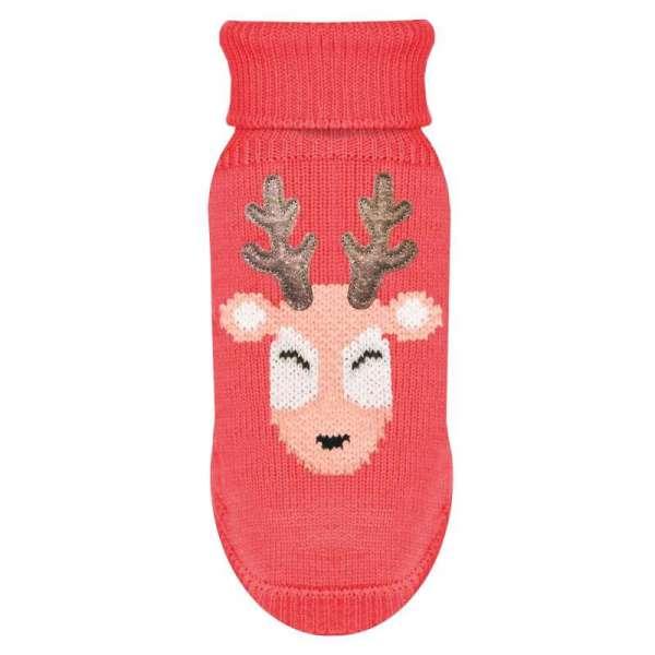 Milk & Pepper Hundepullover Santa