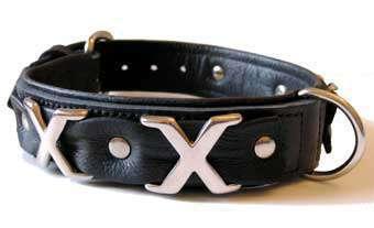 Hundehalsband Tobago Black