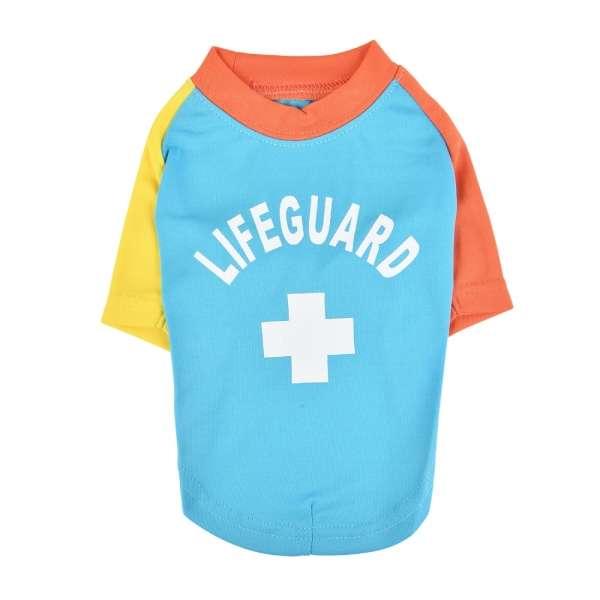 Puppia Hunde-Shirt Rescuer -Skyblue