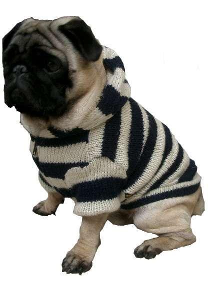 Sweater St. Moritz Navy-Crema