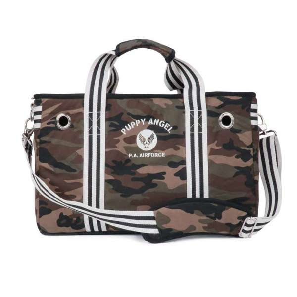 Hundetasche Military Bag