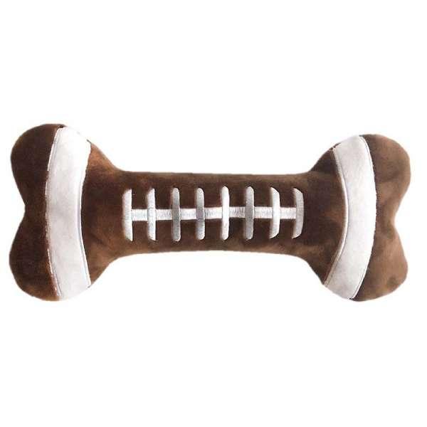 Spielzeugknochen Football