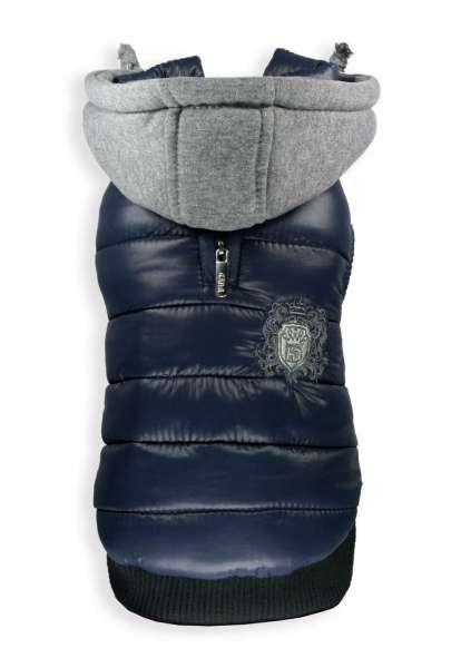 Hundejacke Sporty - Navy