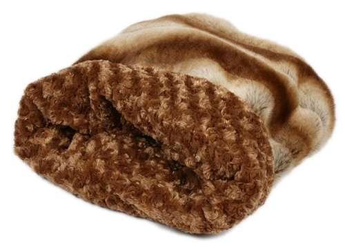 Hundedecke Cuddle Cup Bed Chinchilla Tiramisu
