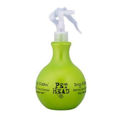 Dry Clean Pet Head Trockenshampoo