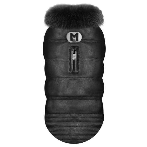 Luxus Hundemantel MARLON - Black