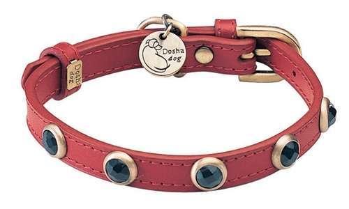 Hundehalsband Malibu Petit Red