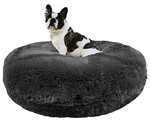 Hundebett Bagel Bed Wolfshound Grey