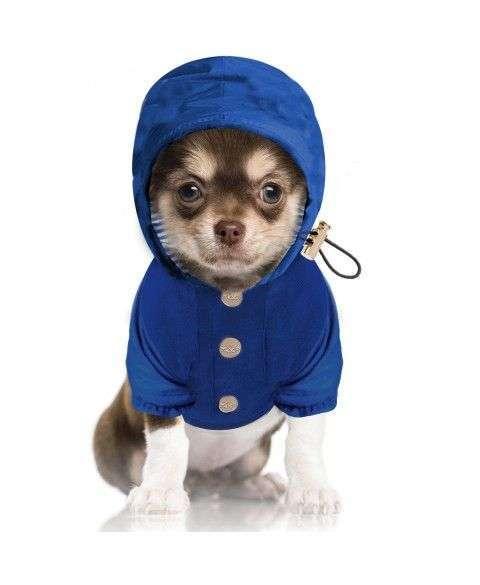 Hundemantel Norman - Blau