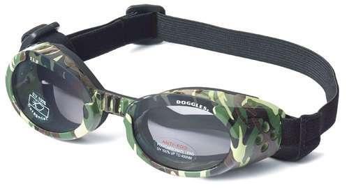 Hunde-Sonnenbrille Camo