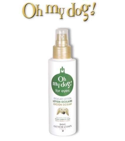 Oh my dog... Augenpflege für Hunde