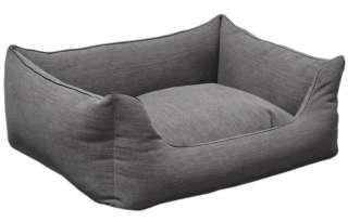 Hundebett Sobriety Grey
