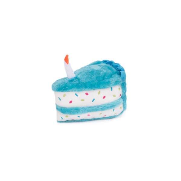 Hundespielzeug Birthday Cake - Blue