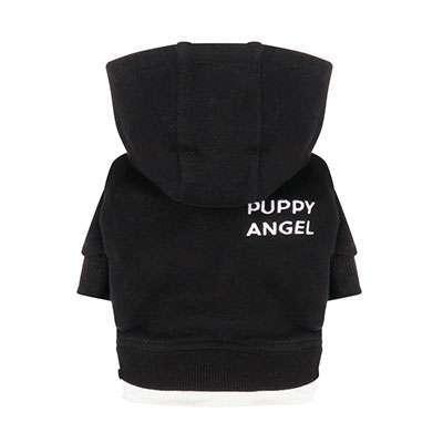 Hunde-Sweater Angels Basic - Schwarz