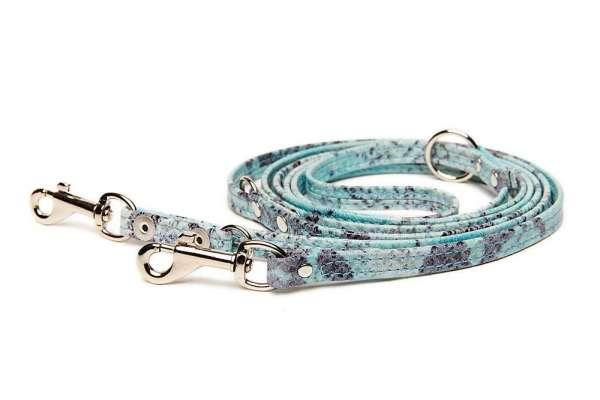 Verstellbare Hundeleine Ocean Snake
