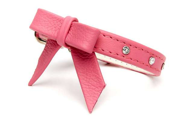 Hundehalsband Gala - Pink
