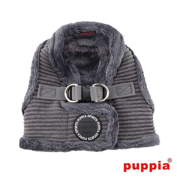 Puppia Step In Geschirr Troy - Grey