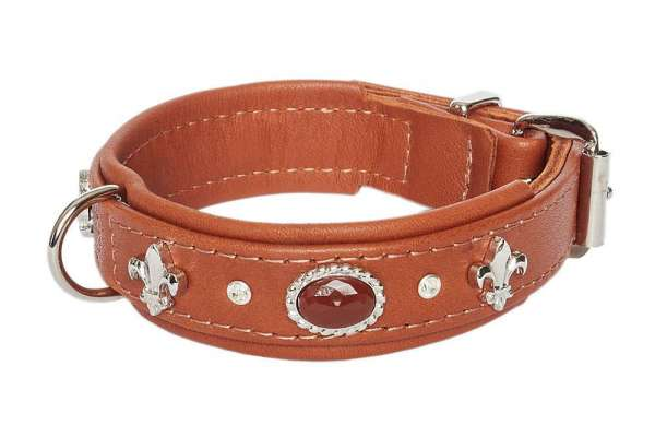 Hundehalsband Little Venice - Brown