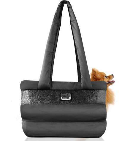Hundetasche Bon Voyage - Black