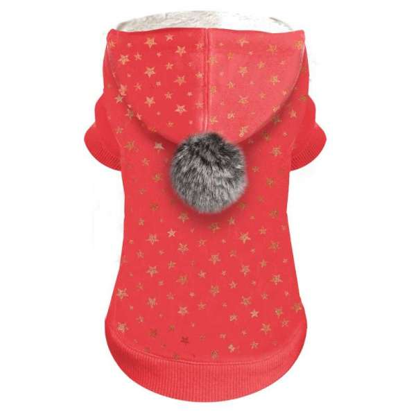 Milk & Pepper Sweater Luna - Coral