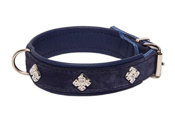 Hundehalsband Aida - Midnight Blue