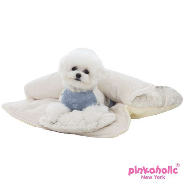 Pinkaholic Hunde-Schlafsack Angel Sleeping Bag - Champagne