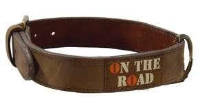 Hundehalsband On the Road