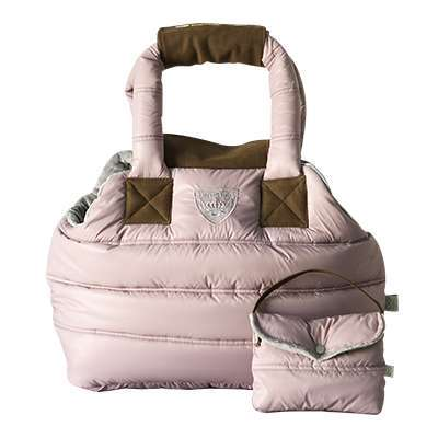 Hundetasche Bellucci Love Down Padding - ROSE´