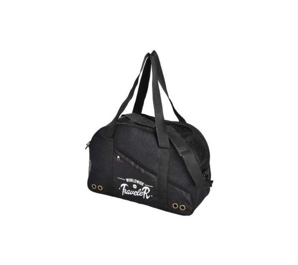 Hundetasche Traveler - Black