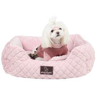 Pinkaholic Hundebett Artic Square - Rose